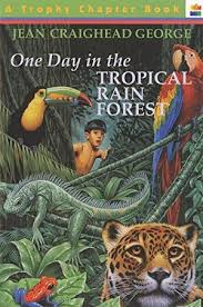 one day in the tropical forest by jean craighead george