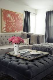 before after a fashion blogger turns her dark living room into