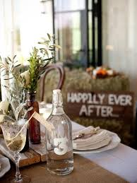 diy rustic wedding decorations that will warm your hearts