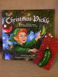 christmas pickle the christmas pickle tradition
