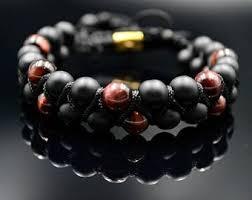 double beaded bracelet images Shamballa bracelet etsy jpg
