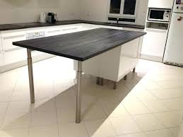 construire ilot central cuisine fabrication d un ilot central de cuisine fabriquer ilot central
