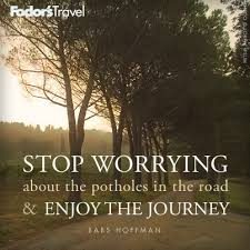 Travel Quote of the Week Stress Free Journeys