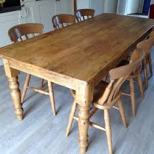 Pine Tables And Benches Made To Measure  Pinefinders Old Pine - Old pine kitchen table