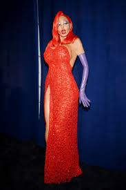 Halloween Costumes Red Hair Heidi Klum Drops Huge Hint U0027s Halloween Costume
