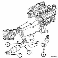2002 jeep liberty exhaust libert sport how do you disconnect exhaust on left side to