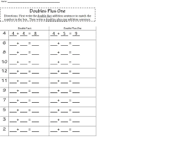 doubles worksheet grade 3 worksheets aquatechnics biz