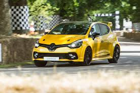 renault clio v6 modified renault clio rs16 concept won u0027t make production autocar