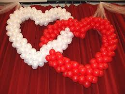 Balloon Arch Decoration Kit Wedding Cake Table Decoration Ideas With Balloons