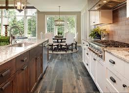 kitchen wood flooring ideas kitchen designs with hardwood floors wood floors
