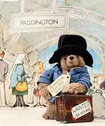 inspiration paddington bear original tv series