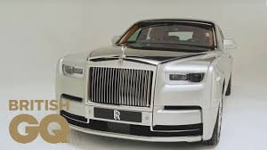 the new rolls royce phantom pricey and priceless gq cars