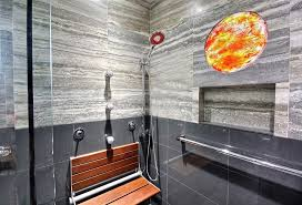 Shower Designs With Bench Impressive Weider Weight Benchin Bathroom Contemporary With Pretty