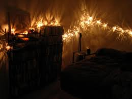 creative ways to decorate your bedroom with string lights teen