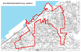 Cleveland Map Cleveland City Planning Commission