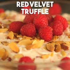 red velvet trifle with berries recipe tastemade