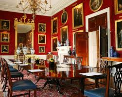 althorp estate breakfast room at althorp house not the main
