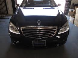 mercedes aftermarket headlights 2009 mercedes s class w221 depo facelift style led xenon d1s