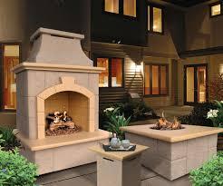 fun ideas outdoor propane fireplace u2014 the home redesign