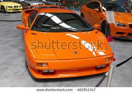 lamborghini diablo orange lamborghini diablo stock images royalty free images vectors