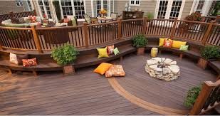 Patio Deck Cost by Trex Composite Decking Utah Deck Company Deck Pinterest