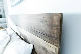 13 diy wood headboards anyone can build