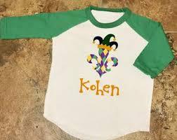 mardi gras baby clothes tuesday shirt etsy