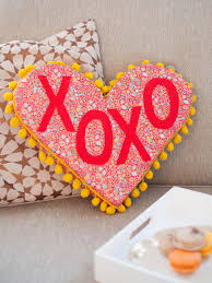Ideas To Decorate For Valentine S Day by Diy Valentine Gifts Hgtv