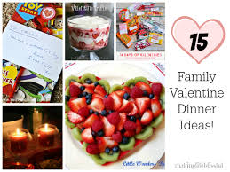 Dinner Ideas For Families 15 Family Valentine Dinner Ideas Making Life Blissful