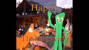 Gumby Pokey Halloween Costumes Happy Thanksgiving Gumby Pokey Pat Lisa Patrick