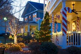 christmas towns best holiday fun around the country family