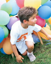 how to throw an obstacle course party martha stewart