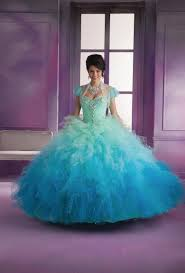 vizcaya 89018 ombre ruffle quinceanera dress french novelty