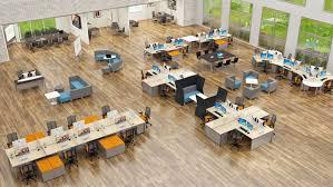 Open Floor Plan Pictures Fixing The Open Office Floor Plan U2014 Clarkpowell Audio Visual