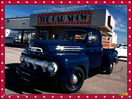 truck ford blue 1952 dark blue ford f series truck f1 25537839 photo 18