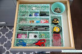 organized junk drawer the sunny side up blog