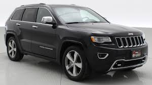 jeep grand cherokee blackout 2016 jeep grand cherokee overland 4wd by ride time winnipeg mb
