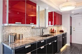 Aliexpresscom  Buy  New Design High Gloss Lacquer Kitchen - Red lacquer kitchen cabinets