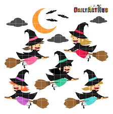 cute halloween clipart free cute witches clipart admissions guide