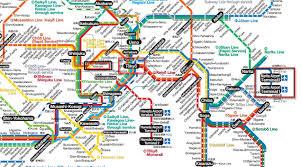 Shinagawa Station Map Adventures U2013 Livingbyleoni