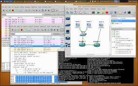 tutorial gns3 linux using open source routers in gns3 open source routing and network