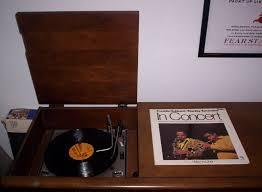 Philco Record Player Cabinet 1968 Philco Home Stereo Console
