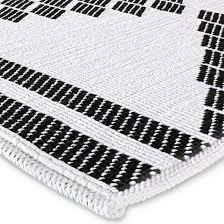 Black And White Bathroom Rugs Stylish Black And White Bathroom Rugs For Aspiration