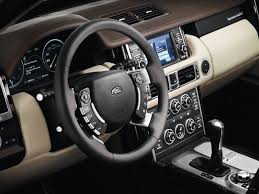 land rover car 2010 land rover range rover interior wallpaper hd car wallpapers