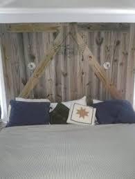 items similar to custom made barn door headboard queen with barn