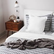 gallery west elm bed styling u2014 habitat collective