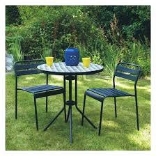 Black Bistro Table And Chairs Black Metal Garden Chairs U2013 Exhort Me