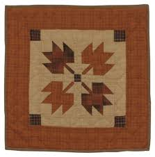 autumn leaves large wall hanging throw country quilts by
