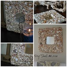 beachwood place diy shell mirror
