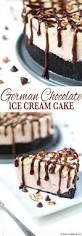 german chocolate ice cream pie mom loves baking